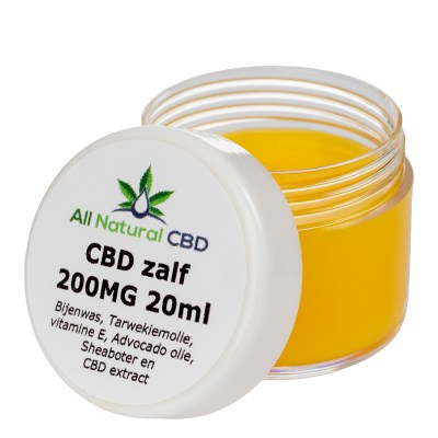 CBD zalf 200 mg 20 ml - 1